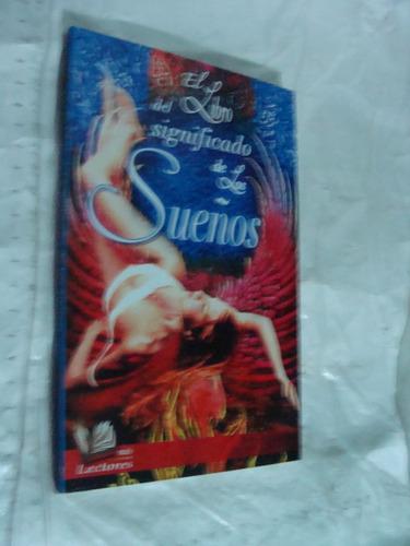 libro el libro del significado de los sueños , 93 paginas ,