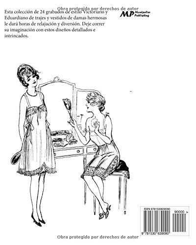 Libro : El Libro Para Colorear Damas De La Antiguedad - ... - $ 629 ...