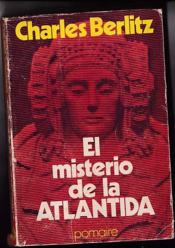 libro - el misterio de la atlantida - charles berlitz