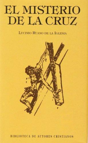 libro el misterio de la cruz: comentario al poema  un pastor