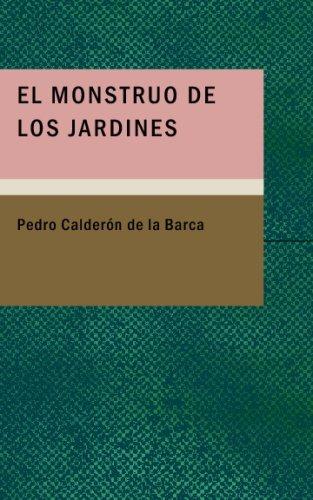El monstruo de los jardines (Spanish Edition)