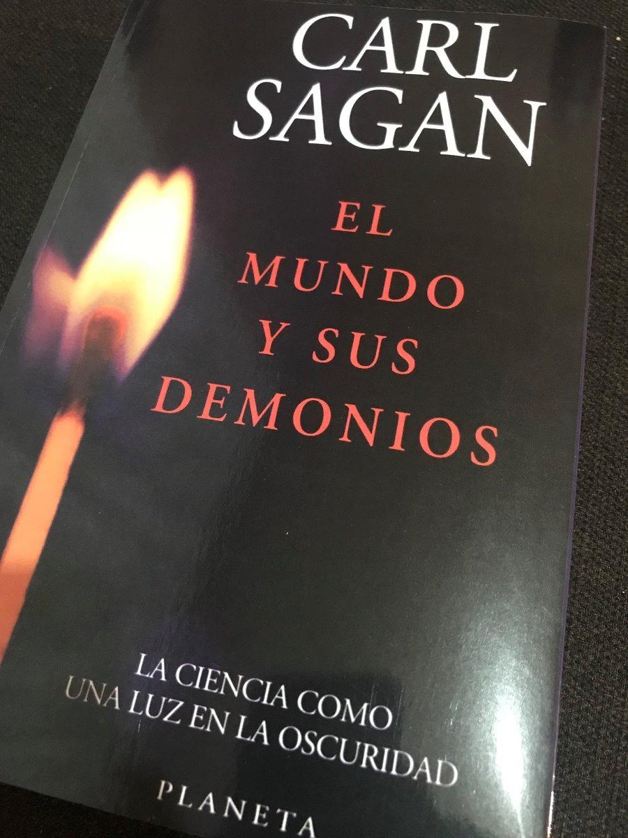 libro el mundo y sus demonios carl sagan + envio gratis. Cargando zoom.