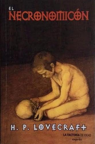 libro el necronomicón  h. p. lovecraft