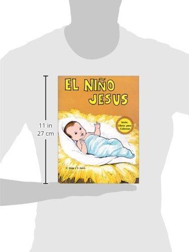 Libro : El Nino Jesus (libros Para Colorear) - Patricia ... - $ 459 ...