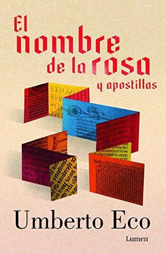 libro el nombre de la rosa (edición especial) - nuevo
