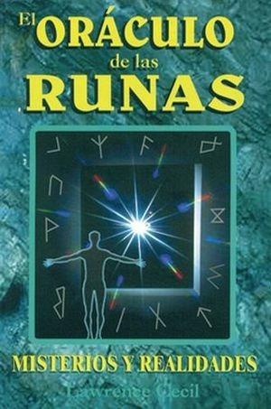 libro el oráculo de las runas - misterios y realidades