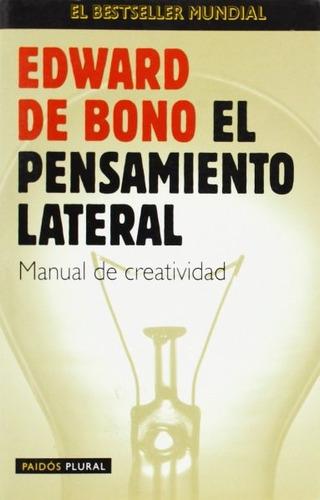 libro, el pensamiento lateral de edward de bono.