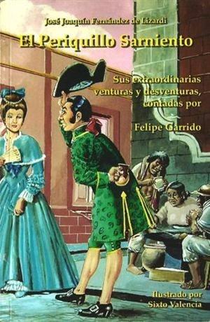 Libro El Periquillo Sarniento - $ 125.00 en Mercado Libre
