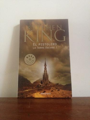 libro el pistolero saga la torre oscura stephen king
