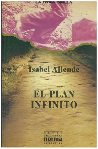 libro, el plan infinito de isabel allende.