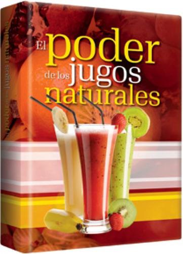libro el poder de los jugos naturales