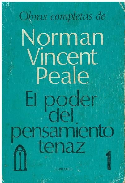 NORMAN VINCENT PEALE LIBROS EPUB DOWNLOAD