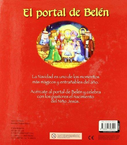 libro el portal de belén - nuevo