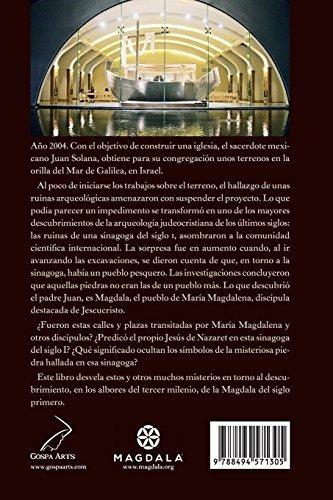 libro : el proyecto magdala: un descubrimiento del siglo ...