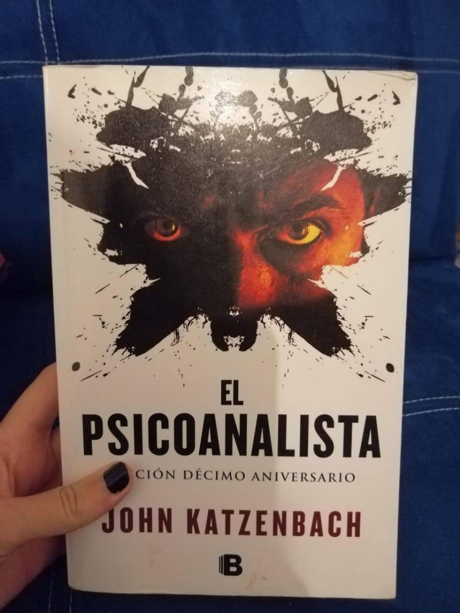 libro el psicoanalista - john katzenbach. Cargando zoom.