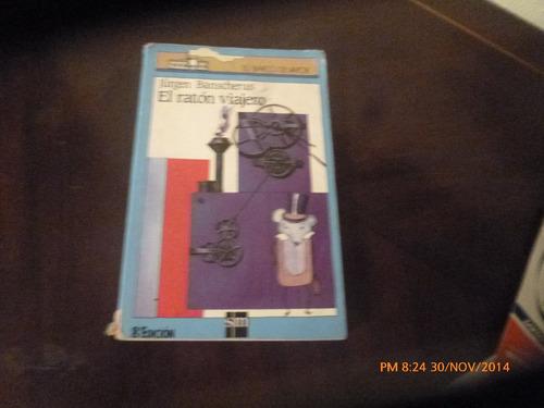 libro el raton viajero -jurgen bansherus barco a vapor(137