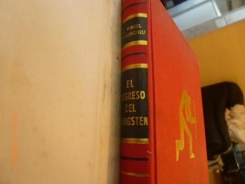 libro el regreso del gangster -c. virgil (51
