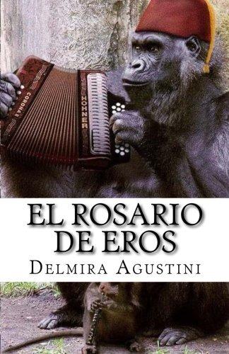 libro : el rosario de eros  - delmira agustini