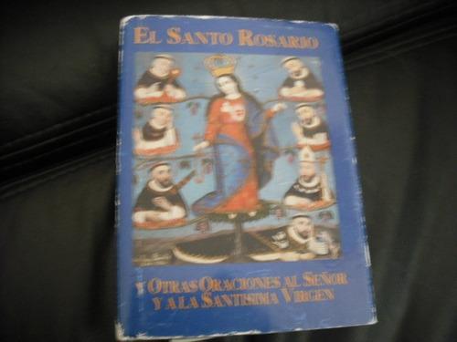 libro el santo rosario y otras oraciones a la santa (81