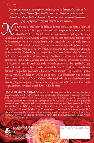 libro el secreto de selena / selena's secret: la reveladora