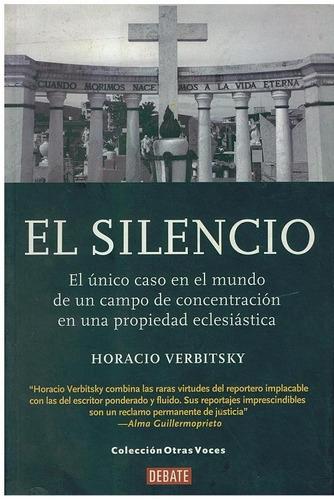 libro, el silencio de horacio verbitsky.