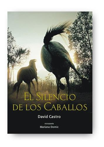 libro el silencio de los caballos - david castro
