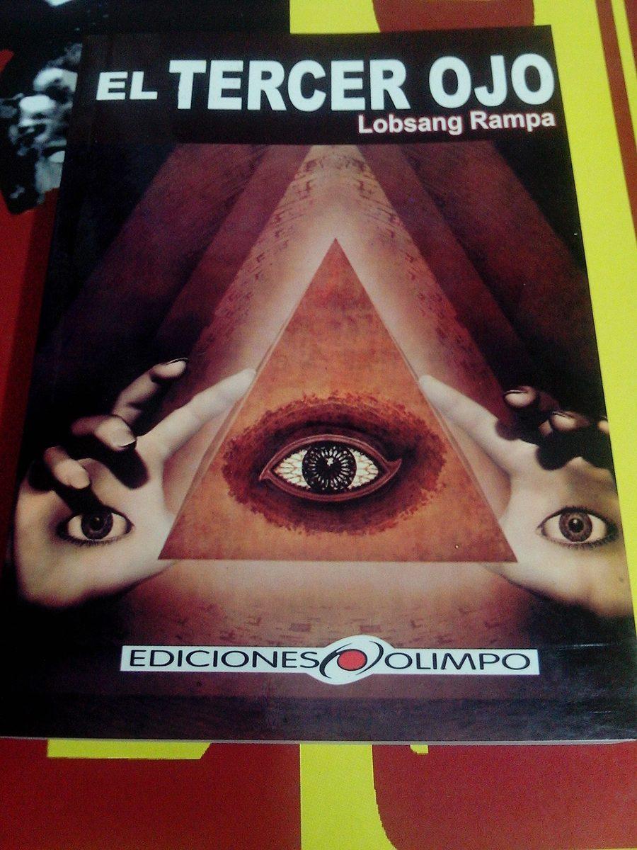 libro tercer ojo lobsang rampa