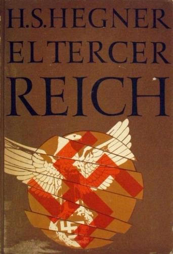 libro, el tercer reigh de h. s. hegner.