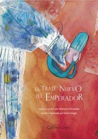 libro, el traje nuevo del emperador h.c. anderse adaptación