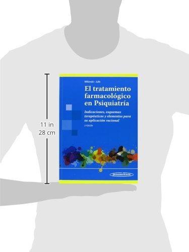 libro el tratamiento farmacológico en psiquiatría: indicacio