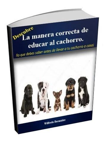 libro electronico  el fila brasilero  adiestramiento y mas.