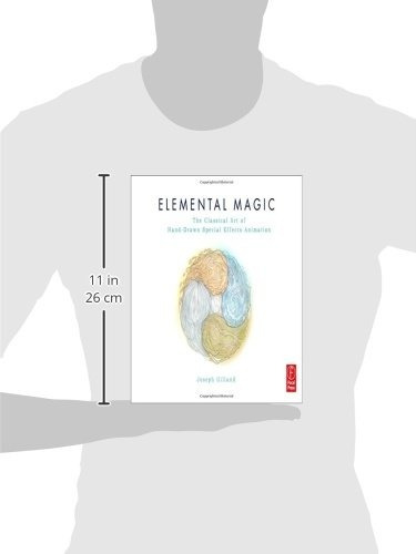 libro elemental magic: the art of special effects animation