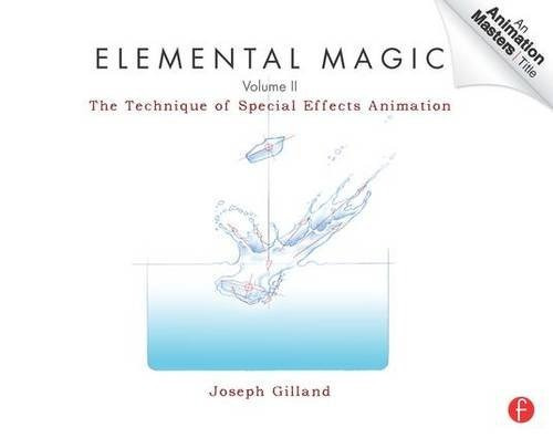 libro elemental magic: the technique of special effects anim