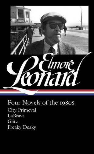 libro elmore leonard four novels of the 1980s: city primev
