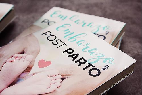 libro:  embarazo y postparto