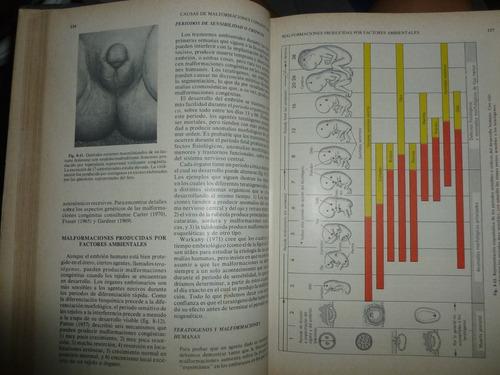 libro embriologia clinica keith moore
