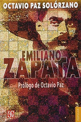 libro emiliano zapata - nuevo
