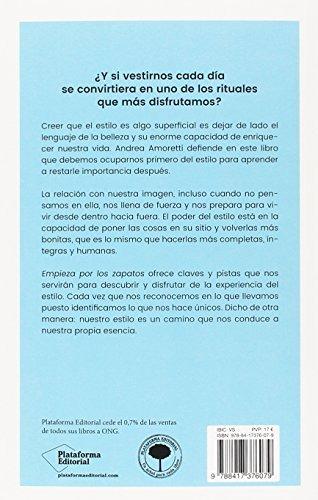 Los Zapatos Amoretti2 00 LibroEmpieza En Andrea Por 594 iZOkXuTwP