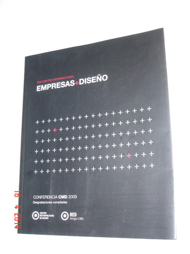 libro empresa-diseño y catalogo animacion con cd
