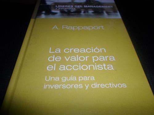 libro empresarial- la creación de valor para el accionista