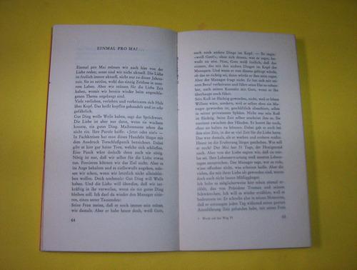 libro en aleman - worte auf den weg  -est/ bueno