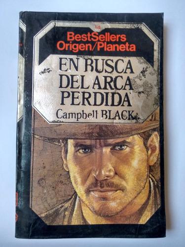 libro - en busca del arca perdida - campbell black
