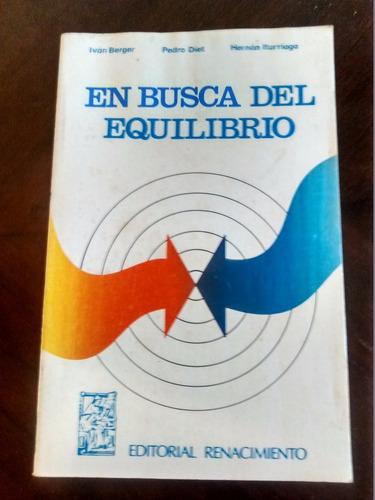 libro en busca del equilibrio - ivan berger p. diet (r552
