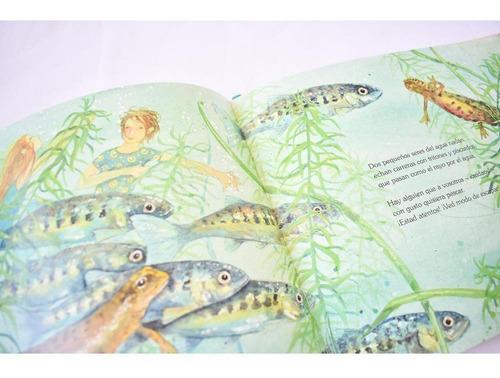 libro en el país de los seres del agua
