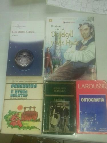 libro en físico  ficciones  j l borges