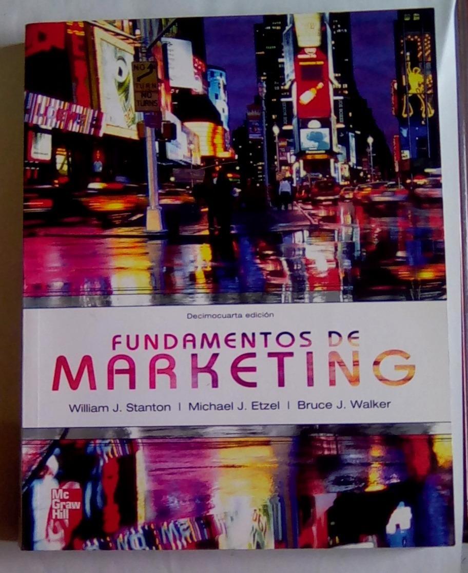 fundamentos de marketing william stanton 14 edicion