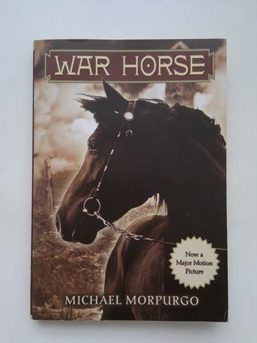 libro en idioma ingles - war horse - michael morpurgo