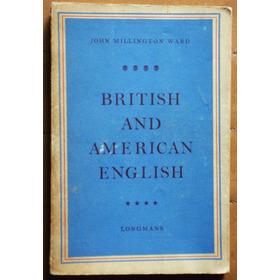 Libro En Inglés: British And American English / John M. Ward
