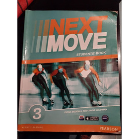 Libro En Ingles Next Move Students Book 3 Beddall Wildman