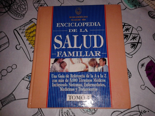 libro enciclopedia de la salud familiar mc graw hill